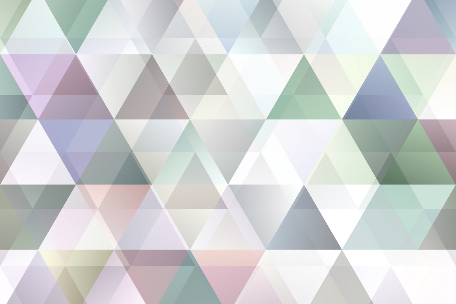 24 Gradient Polygon Backgrounds AI, EPS, JPG 5000x5000 example image 3