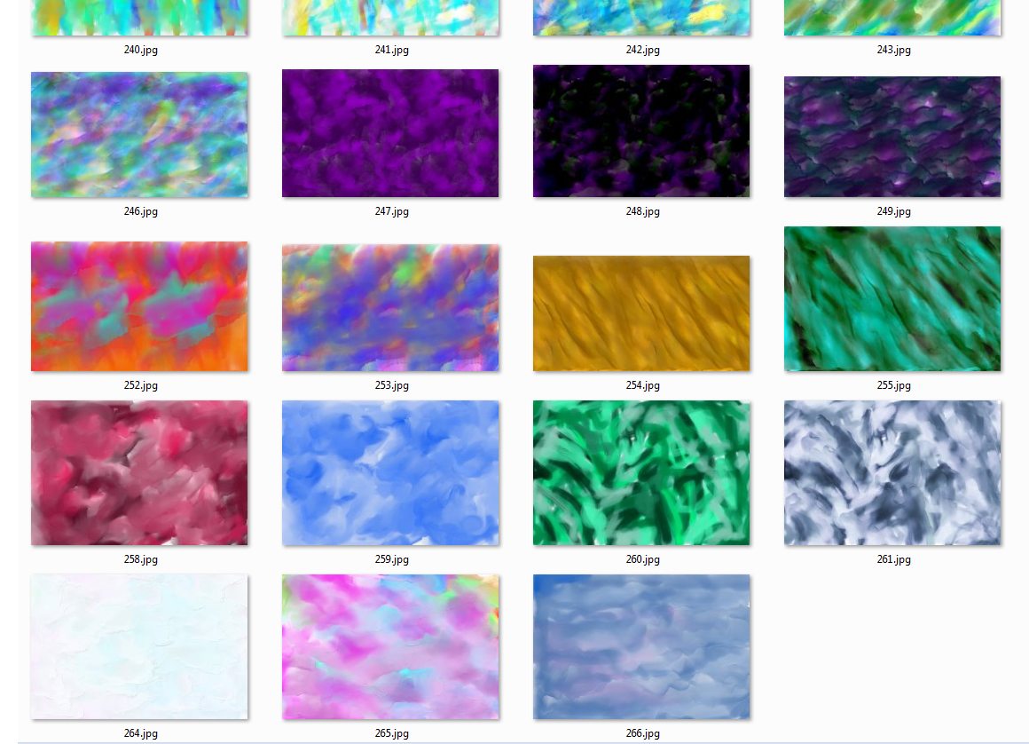 50 Watercolor Backgrounds Bundle example image 4