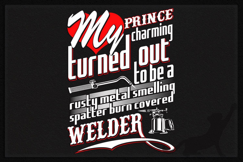 Welder Wife example image 3