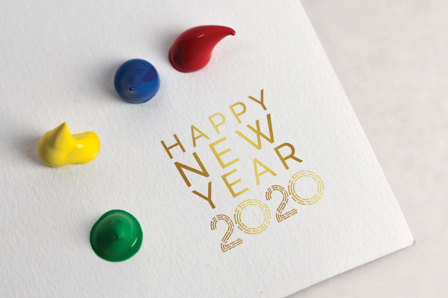 Happy New Year 2020. svg, dxf, pdf, jpeg, png file example image 2