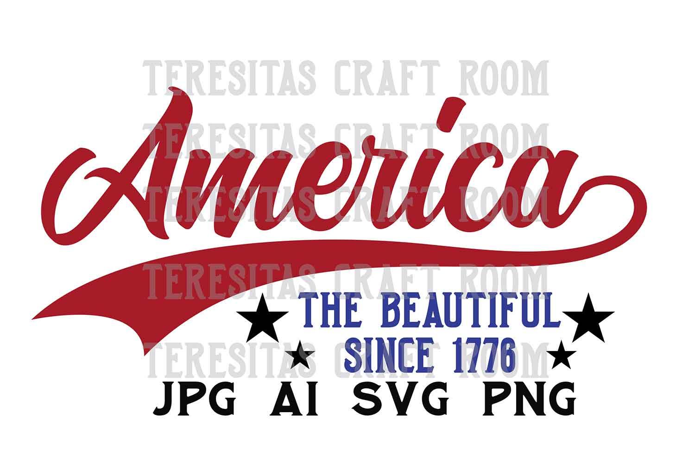 America the Beautiful example image 1