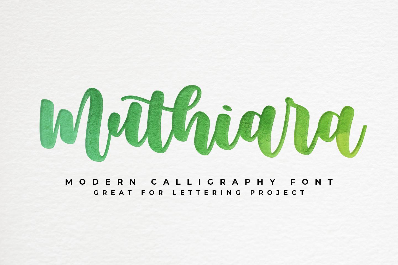 Various Font Bundle example image 10