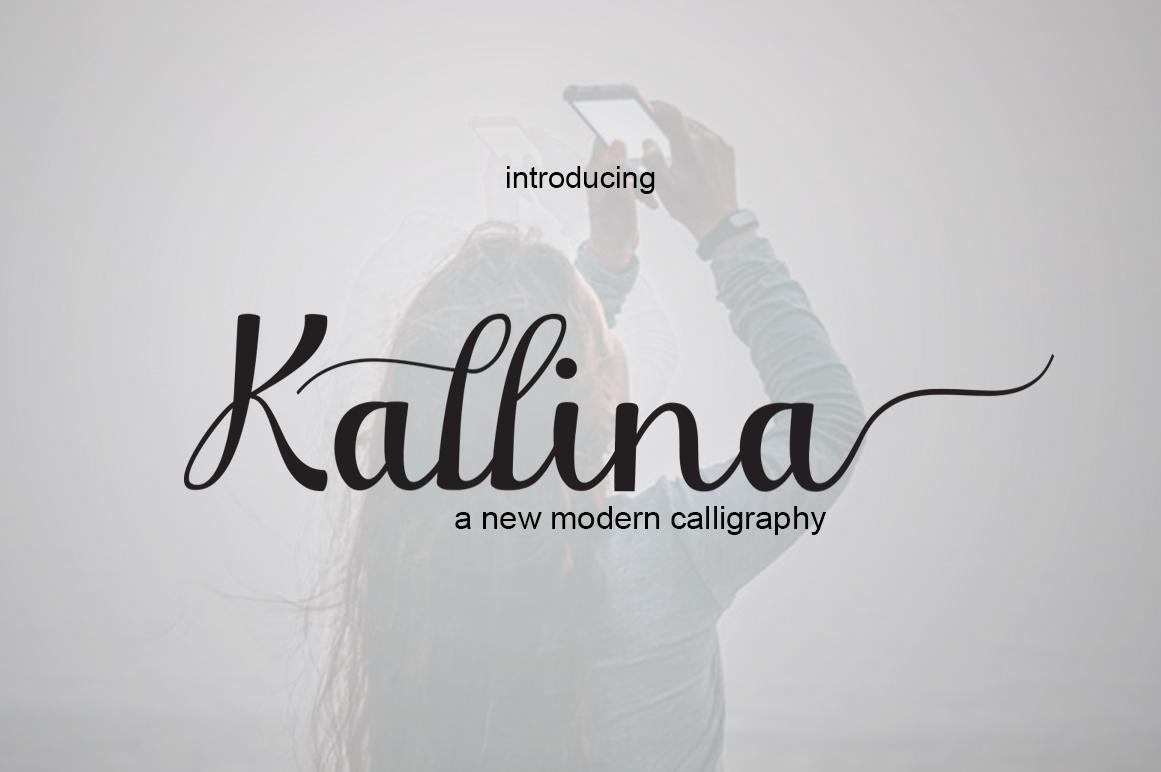Kallina example image 1