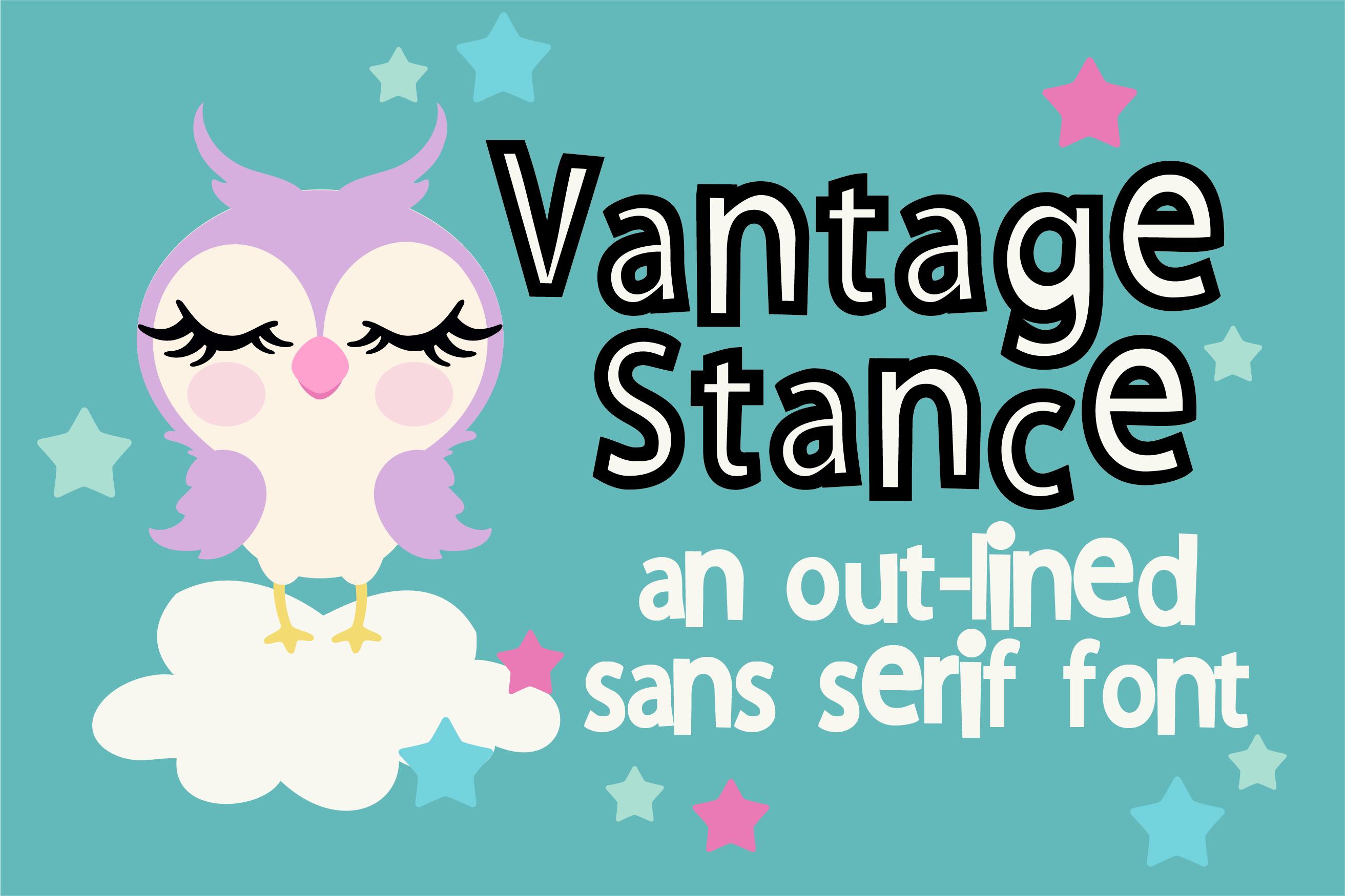 PN Vantage Stance example image 1