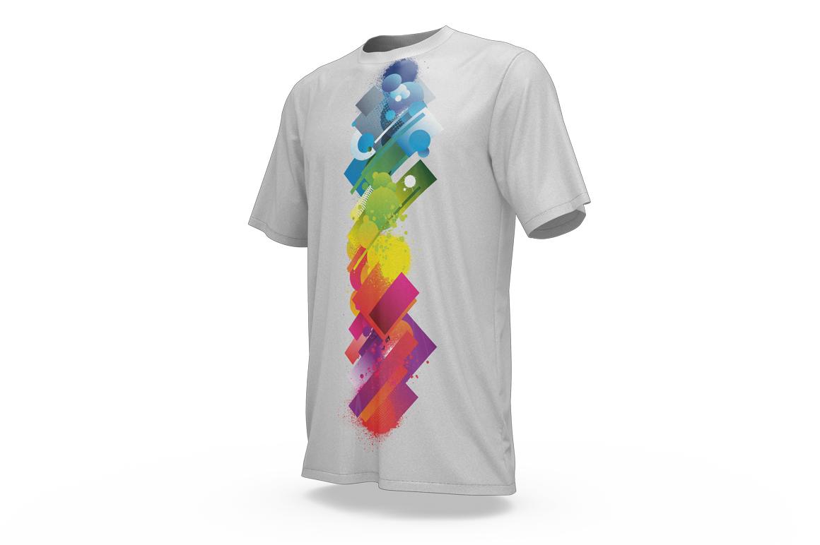 T-Shirt Mockup example image 14