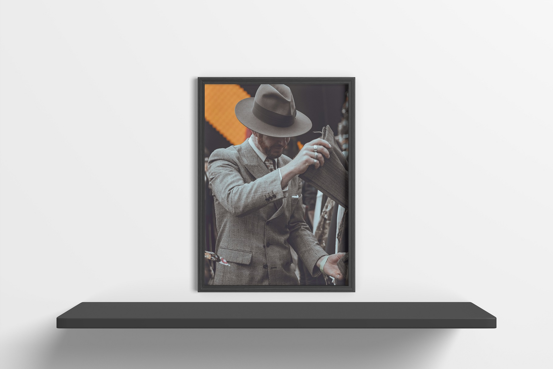 5x7 Inches Photo Frames Mockups example image 2