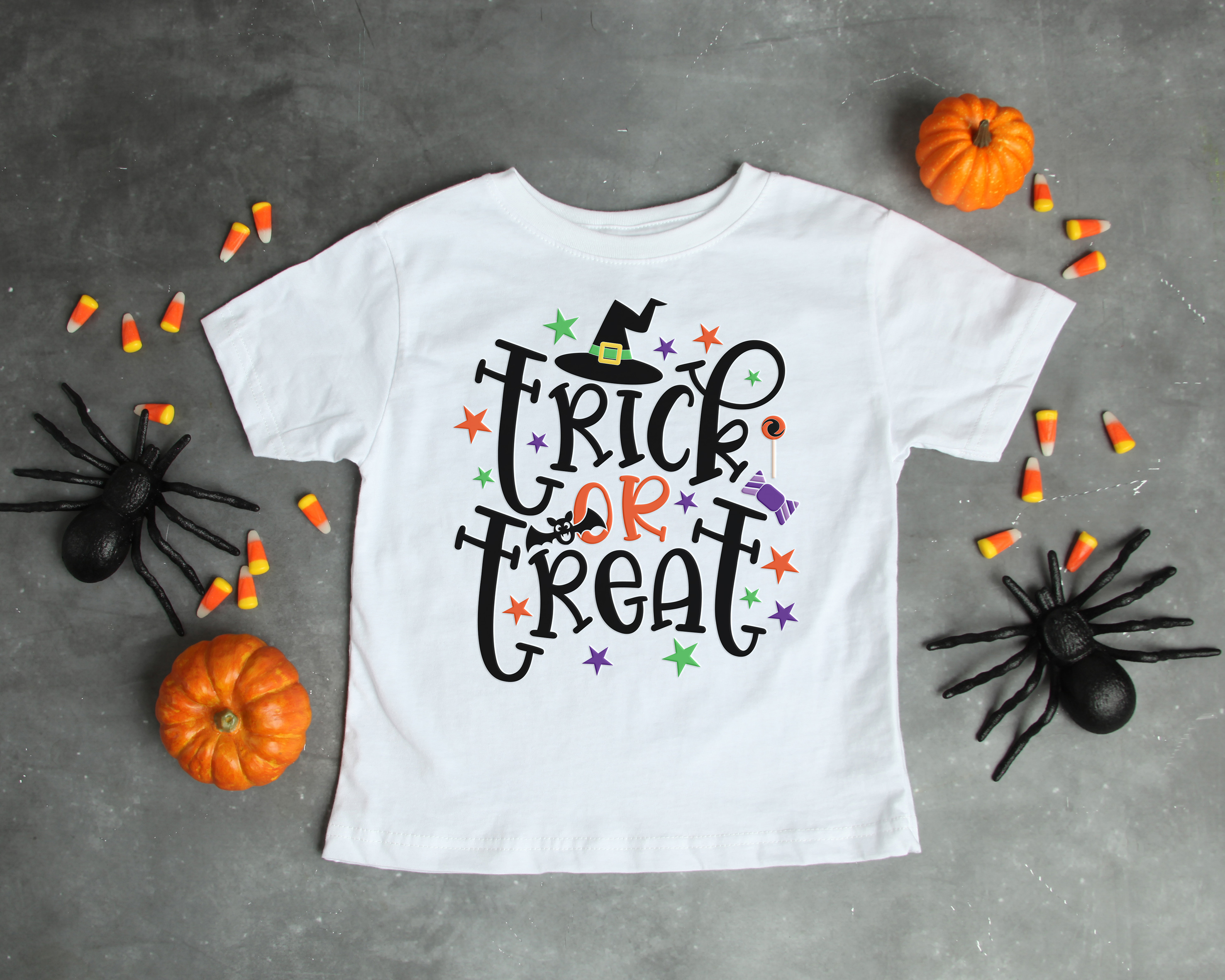 Trick Or Treat - Halloween SVG File example image 3