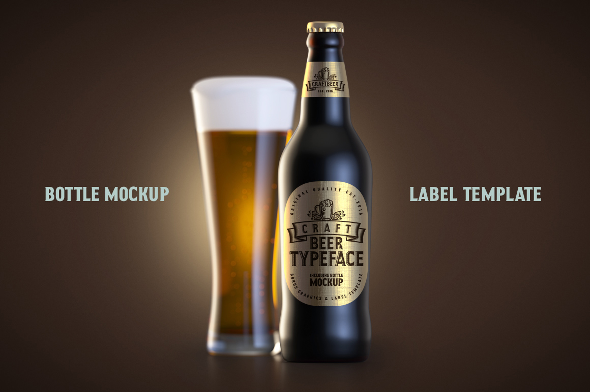 Craft Beer Typeface example image 3