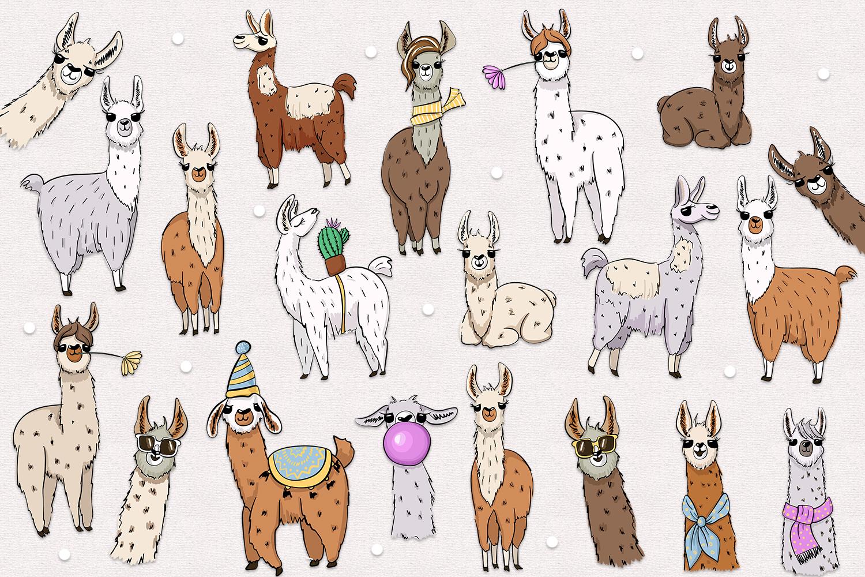 Llamas 2 example image 2