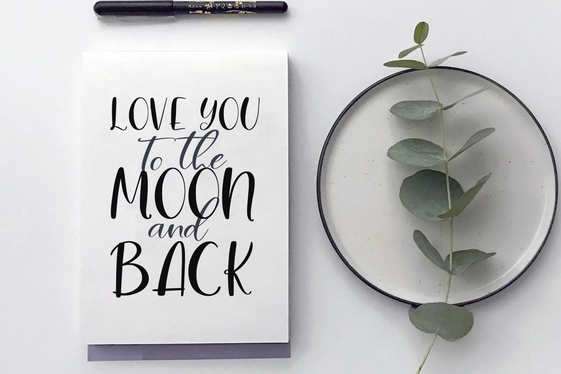 Blacksea Font Duo example image 3