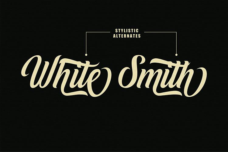 White Smith example image 6
