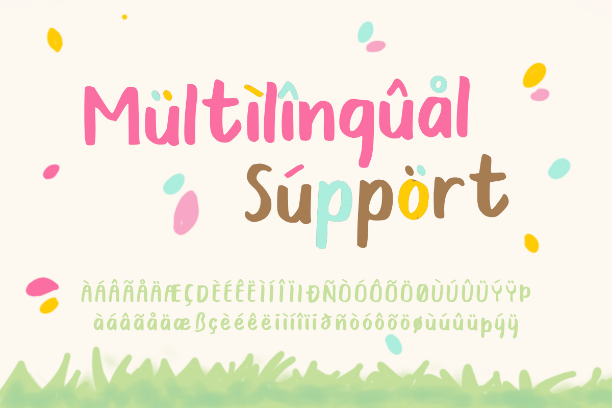 Bunbun - Holiday Font example image 10