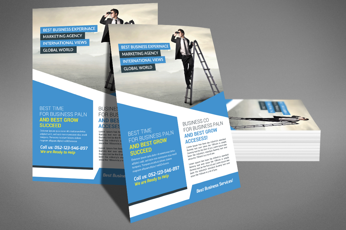 Creative Flyer example image 3