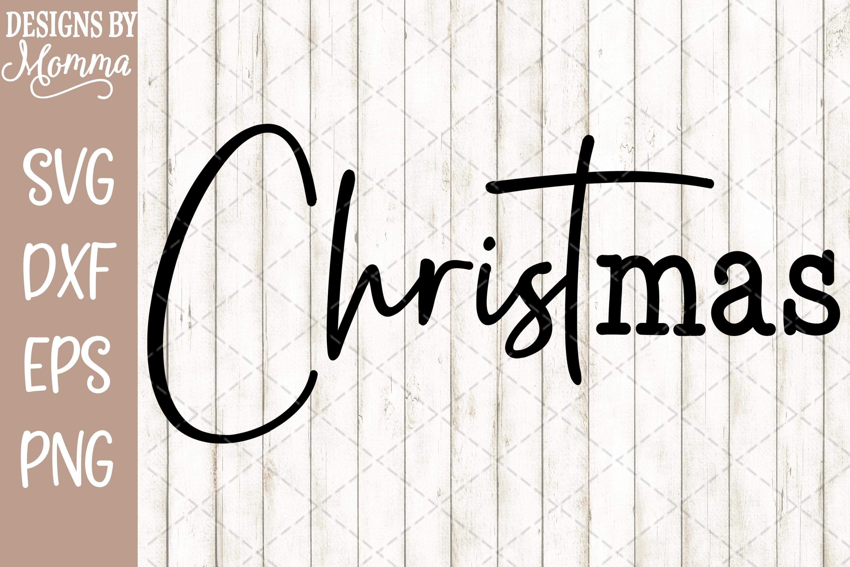 ChrisTmas SVG example image 1