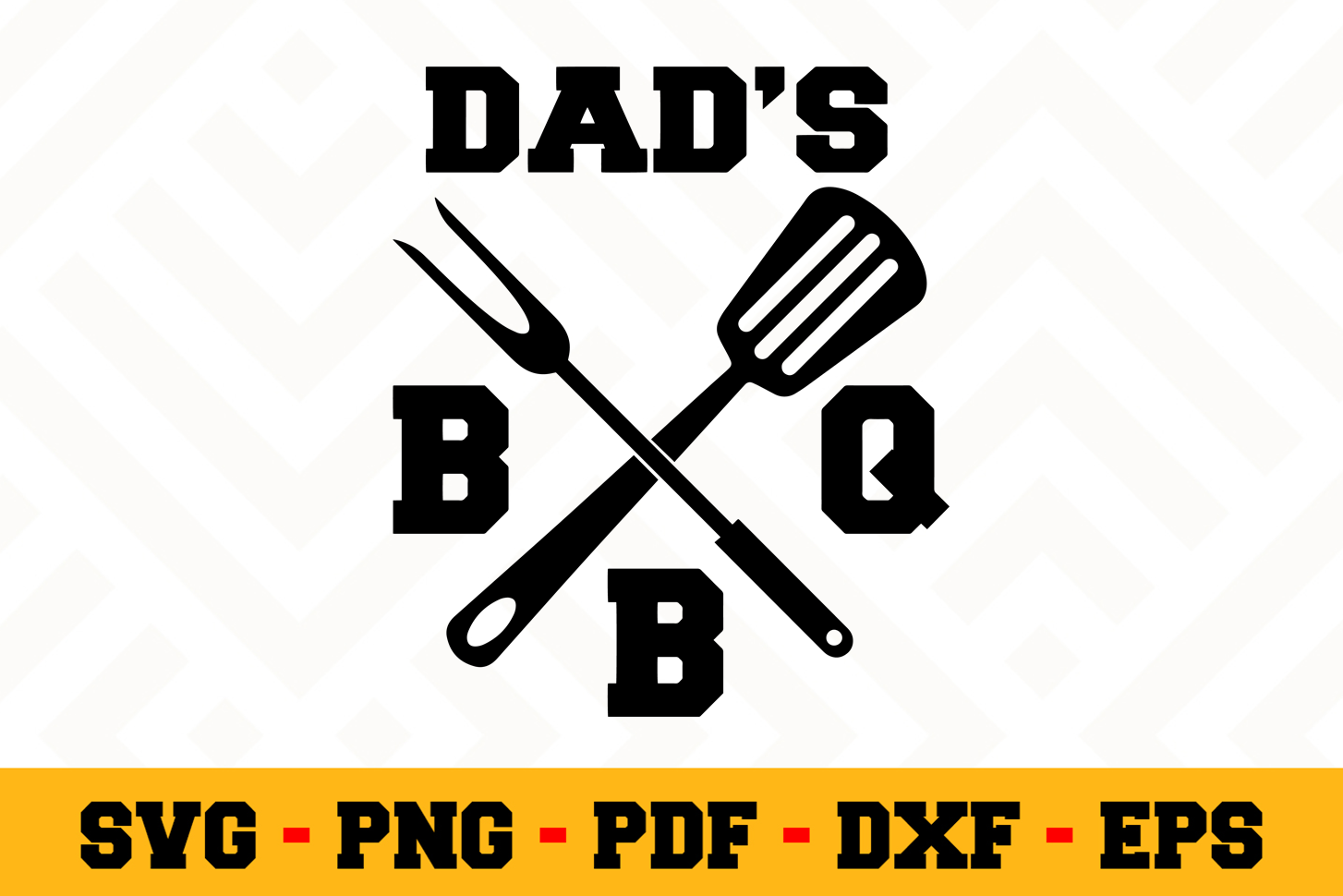 BBQ SVG Design n602 | Barbecue Grill SVG Cut File example image 1