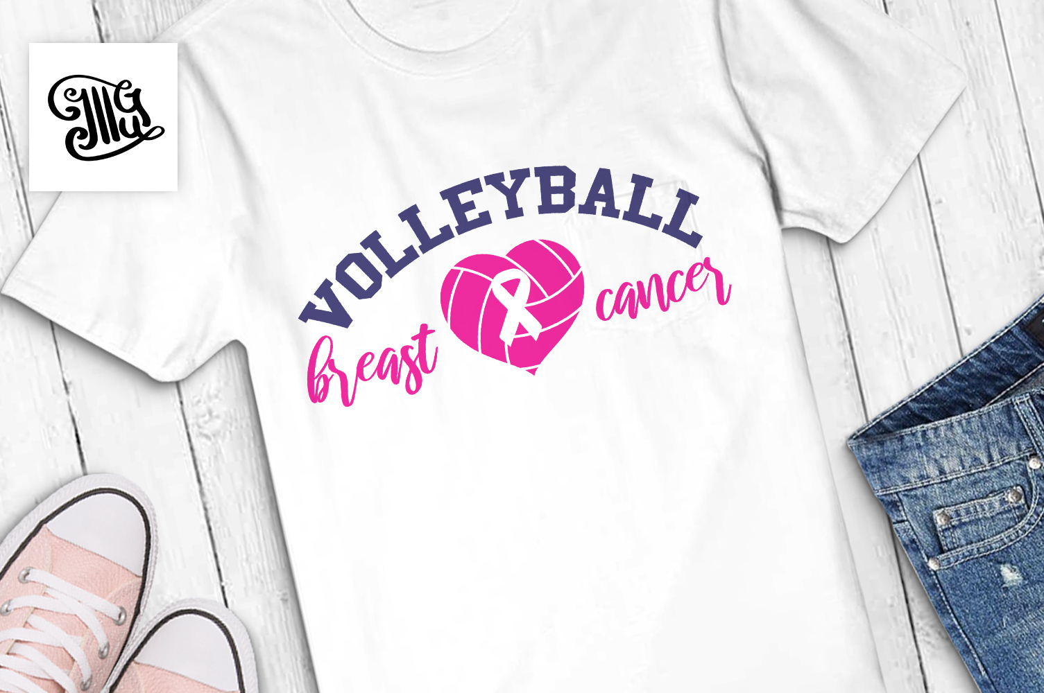 Volleyball svg bundle example image 30