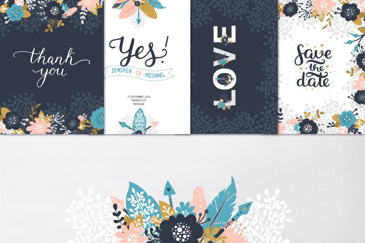 Boho Wedding Collection example image 8