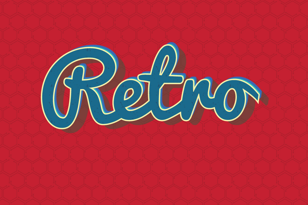 10 Vintage Graphic Style for Adobe Illustrator example image 10
