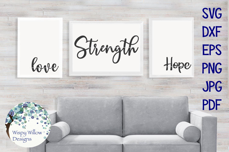 Positive Words Bundle example image 2
