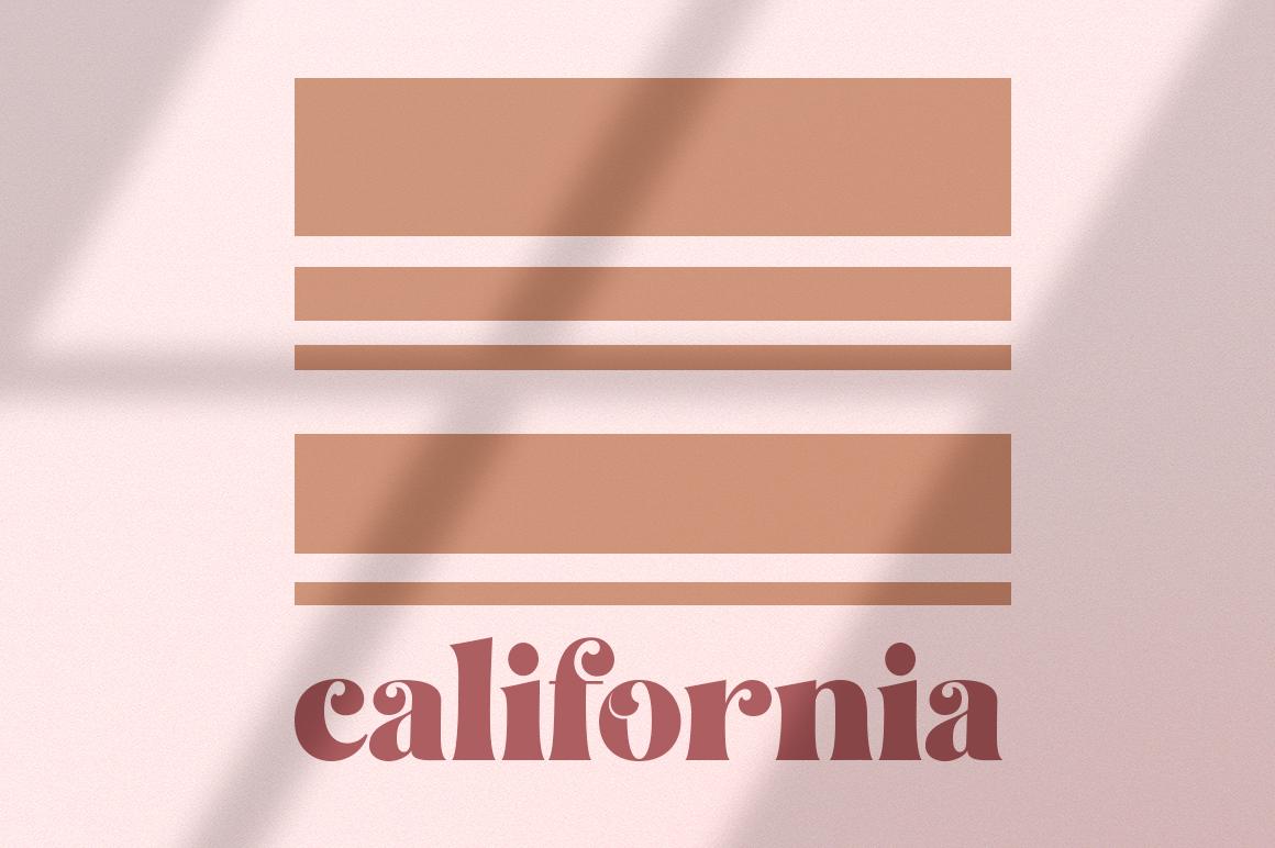 Restgold Serif Font example image 16