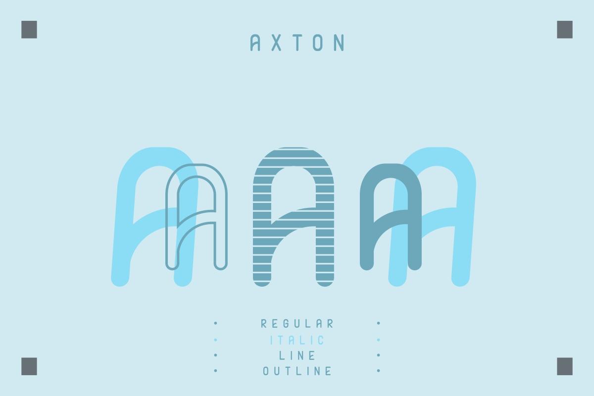 AXTON example image 4
