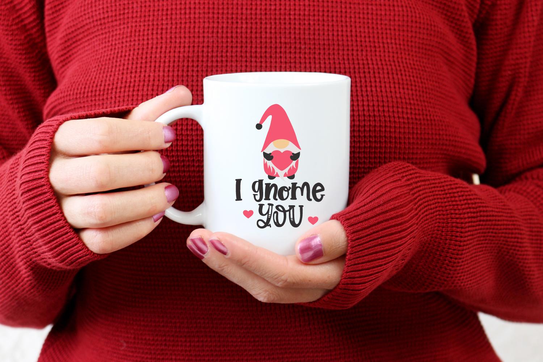 Gnome Valentine's Day Bundle, Valentine's Day Bundle, Gnomes example image 6