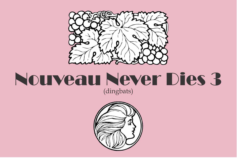 Nouveau Never Dies 3 example image 1