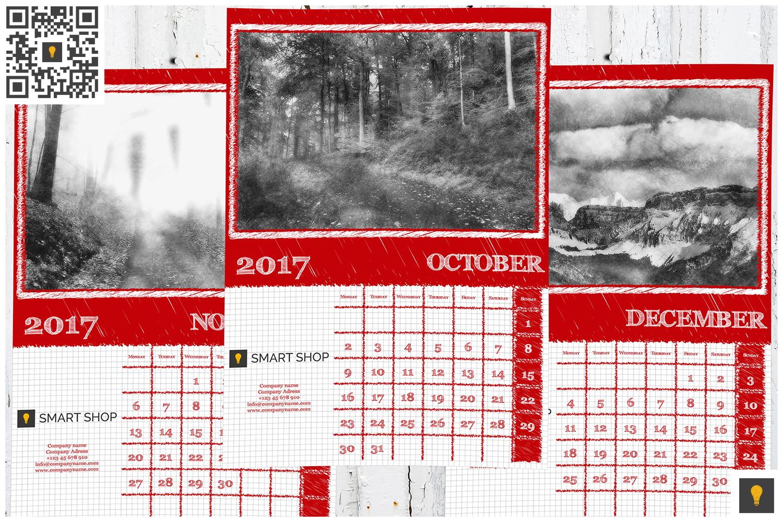 2017 Calendar Bundle (50% OFF) example image 6