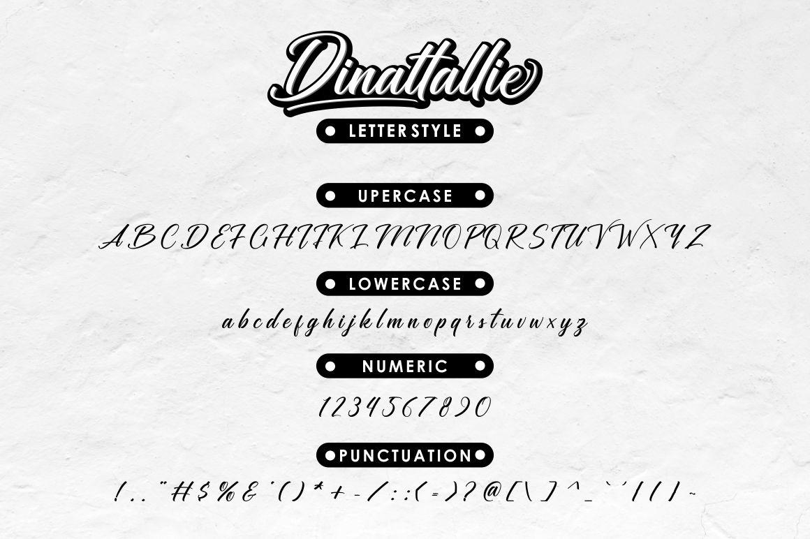 Dinattallie example image 8