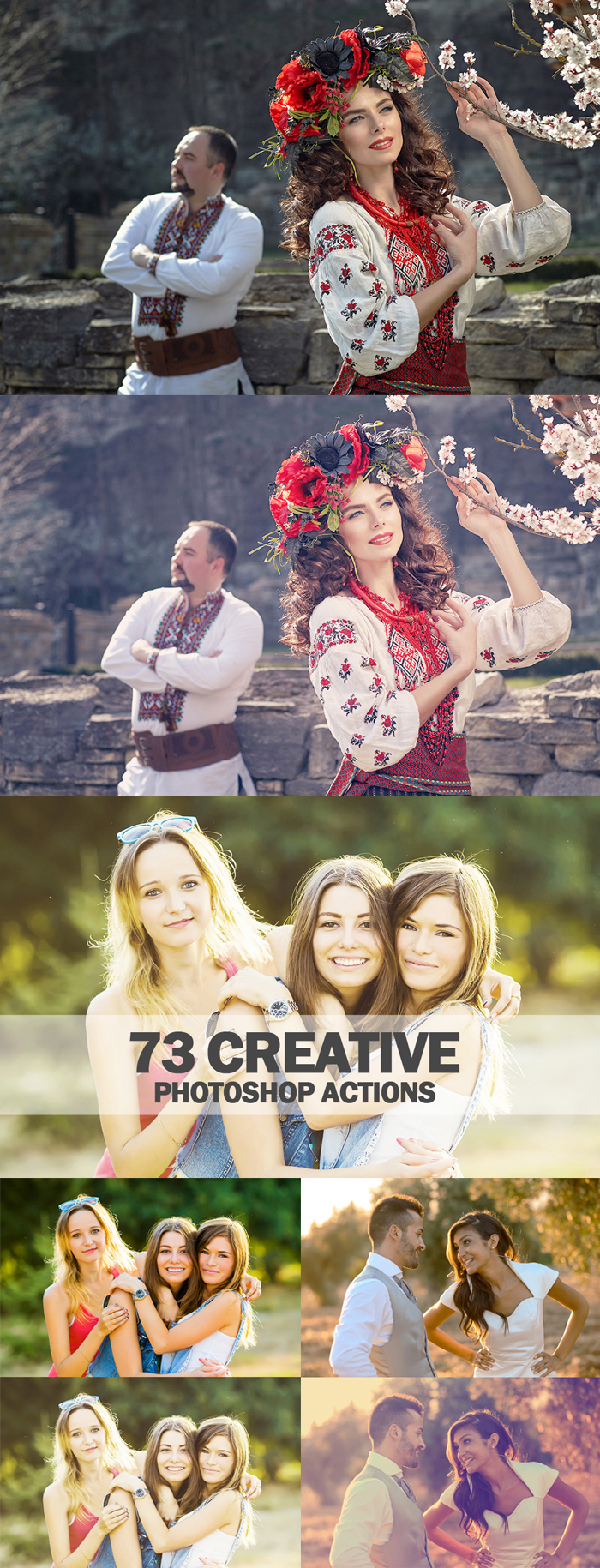 1850 Photoshop Actions example image 17