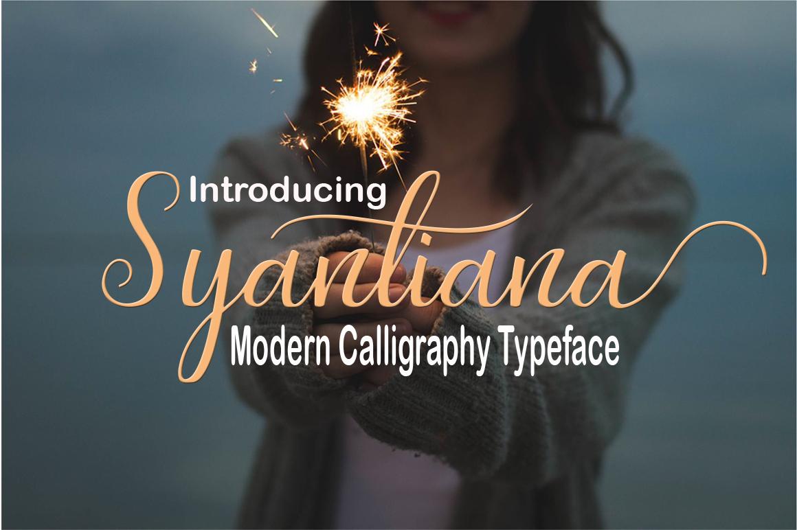 Syantiana example image 1