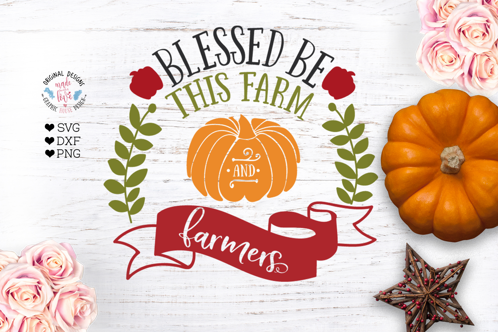 Blessed be this Farm and Farmers example image 1