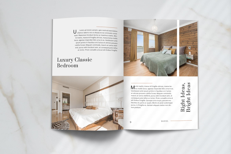 Mavel - Interior Magazine Template example image 4