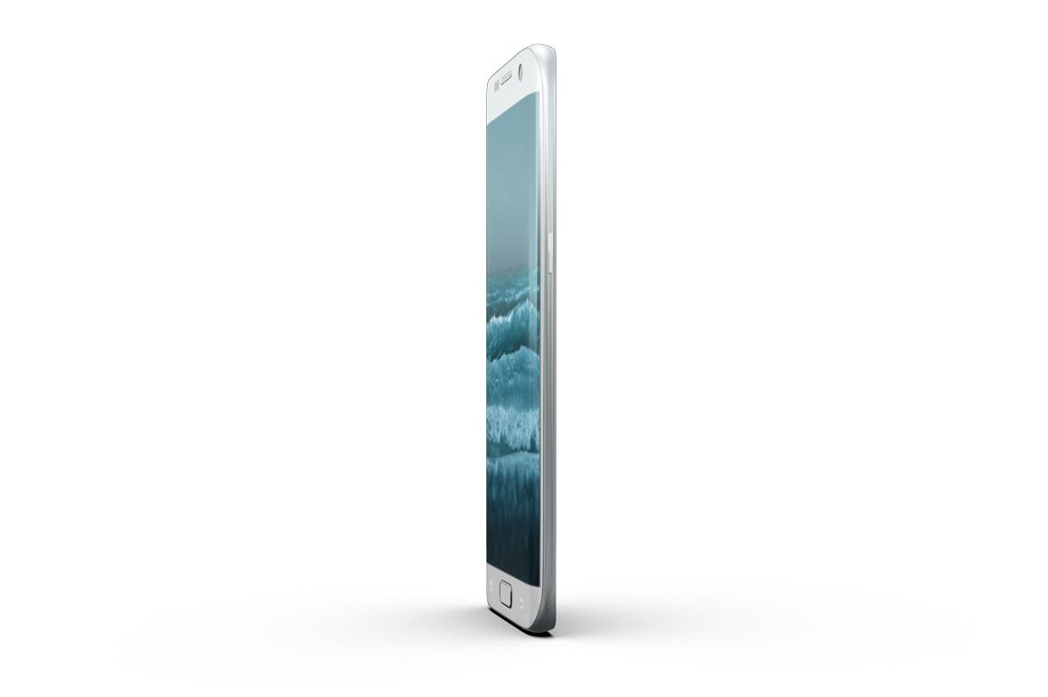Samsung Galaxy S7 Edge Mockup example image 4