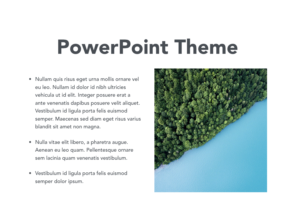 Avid Traveler PowerPoint Template example image 28