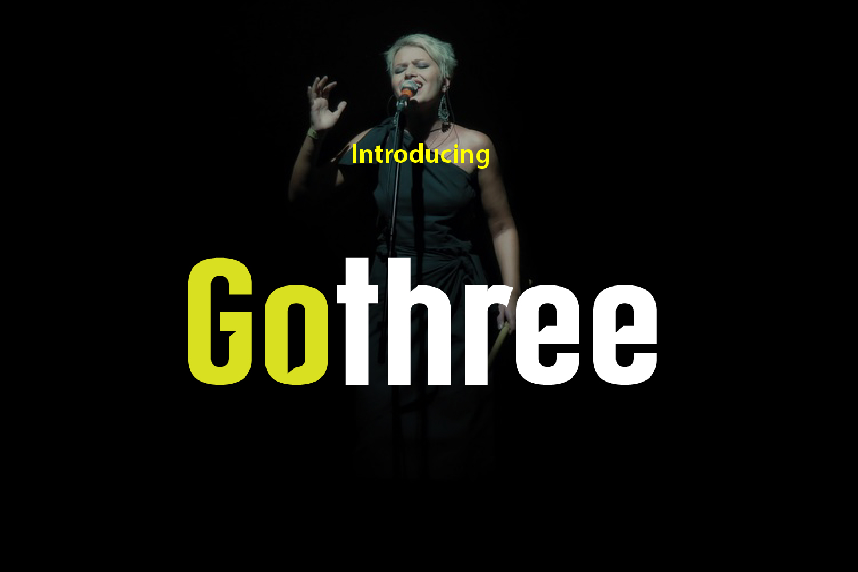 Gothree example image 2