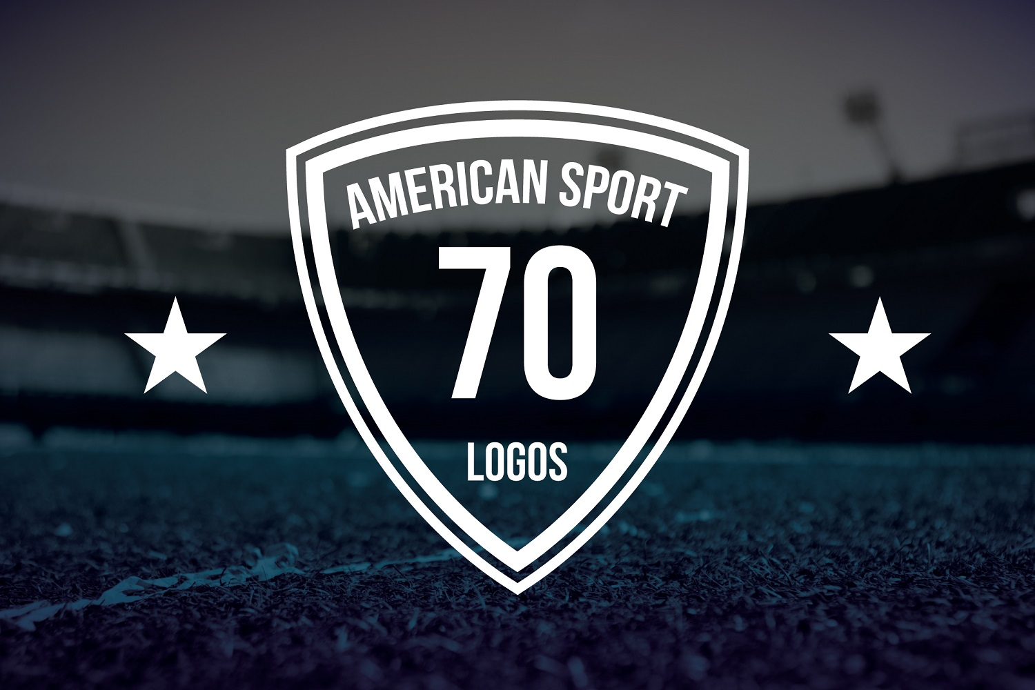 70 American Logo Sports example image 2