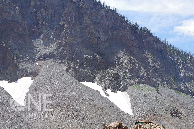 Yellowstone National Park Snow - Western USA Photo example image 1