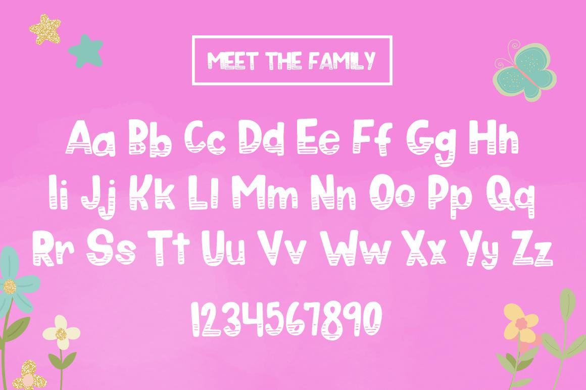 Wavepool Font example image 4