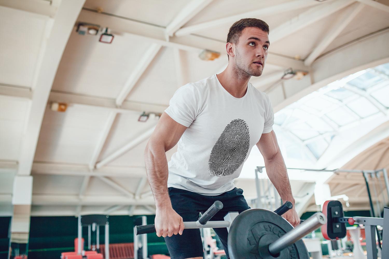 Sport T-Shirt Mock-Up Vol.2 2017 example image 13