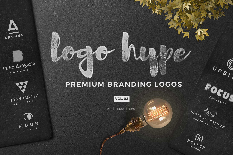 Logo Ultra Bundle - Massive professional logo collection example image 7