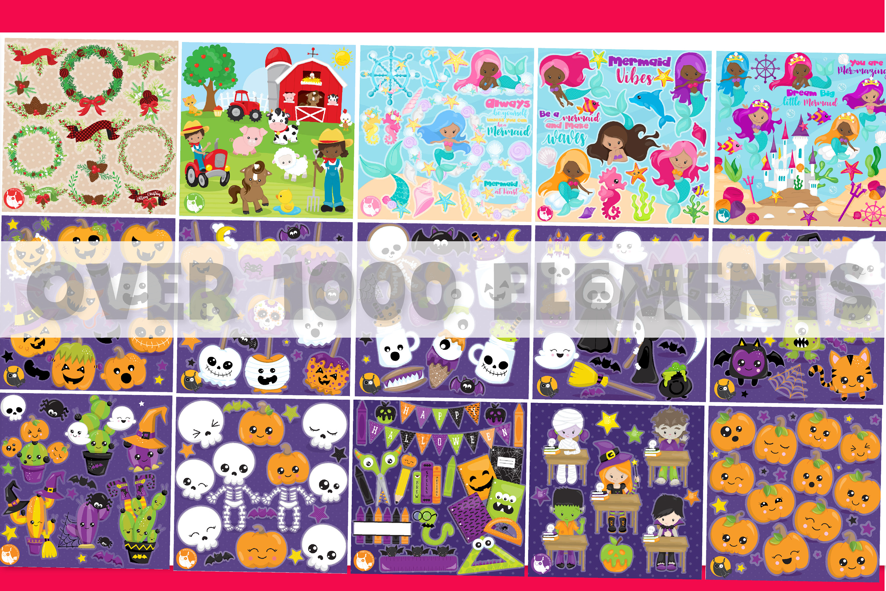 MEGA BUNDLE PART17 - 40000 in 1 Full Collection example image 3