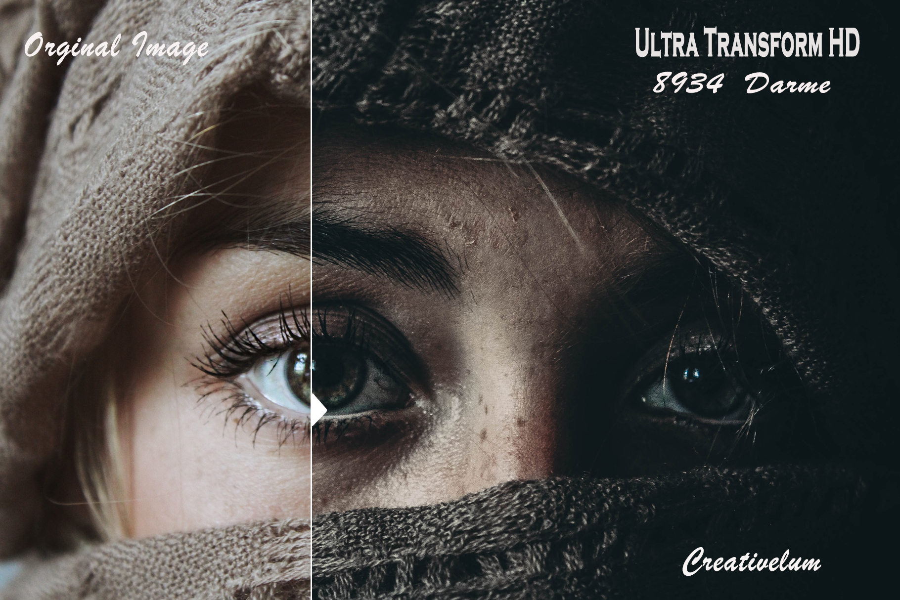 Ultra Transform HD Lightroom Presets example image 7
