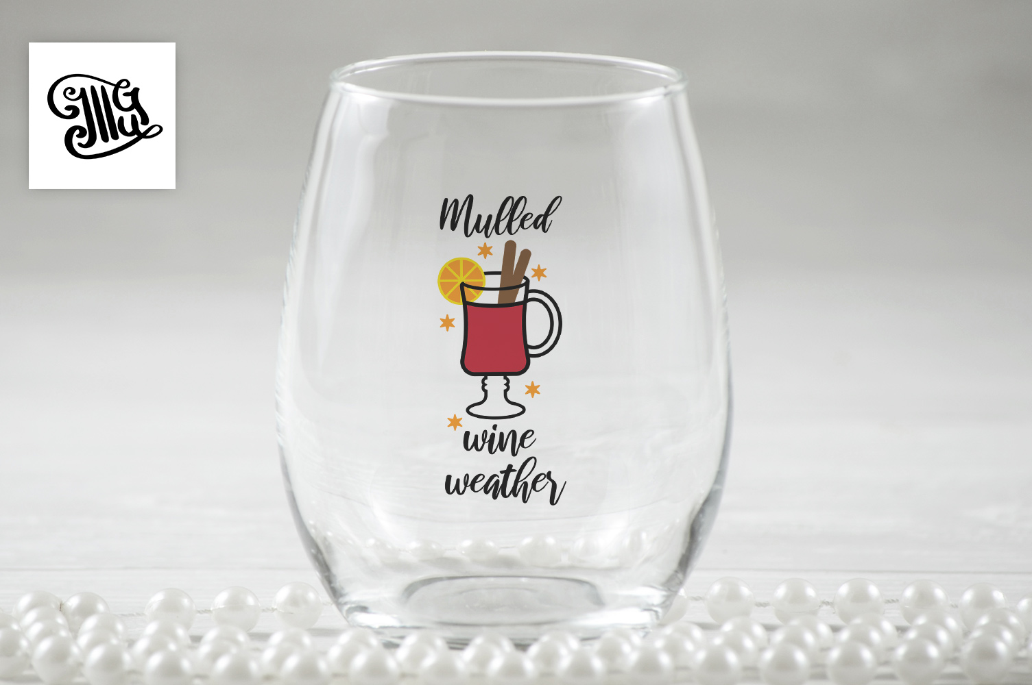 Mulled wine weather - Christmas wine example image 1