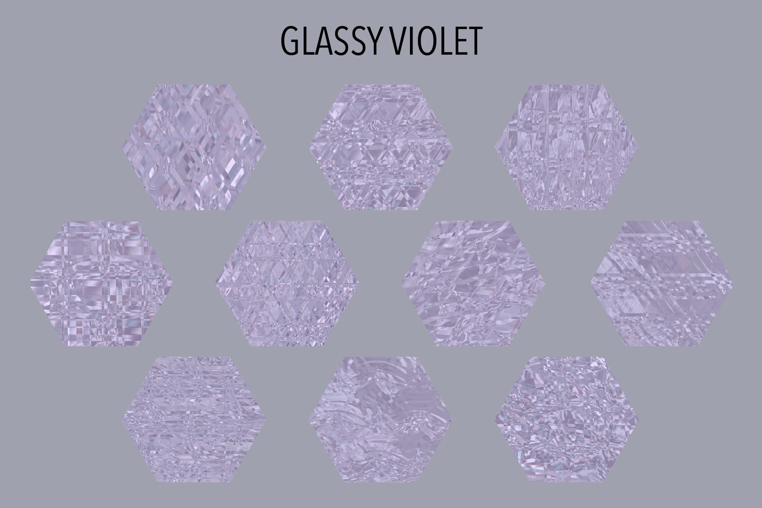 Glassy Textures example image 11