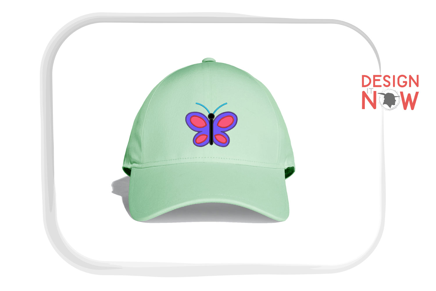 Butterfly Applique Design, Butterfly Embroidery, Handmade example image 3