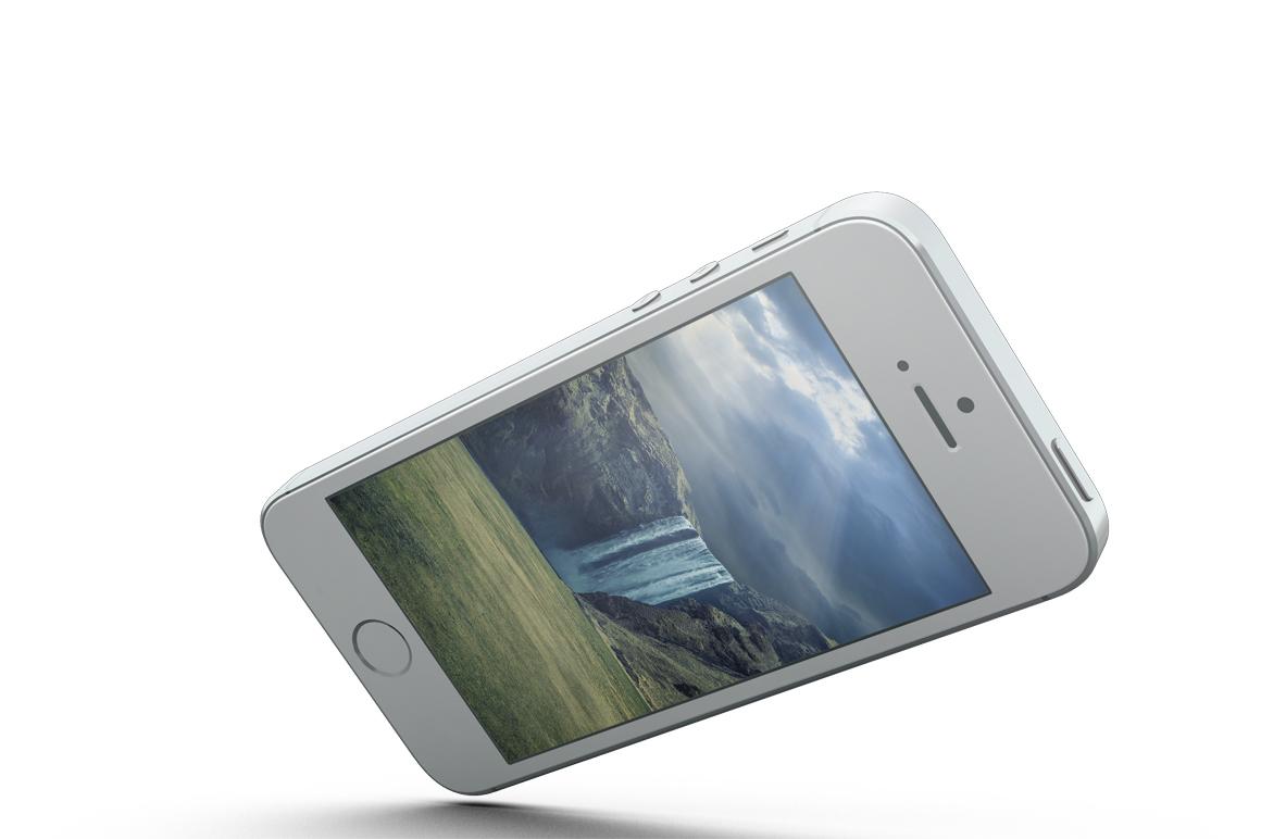 iPhone SE Mockup example image 15