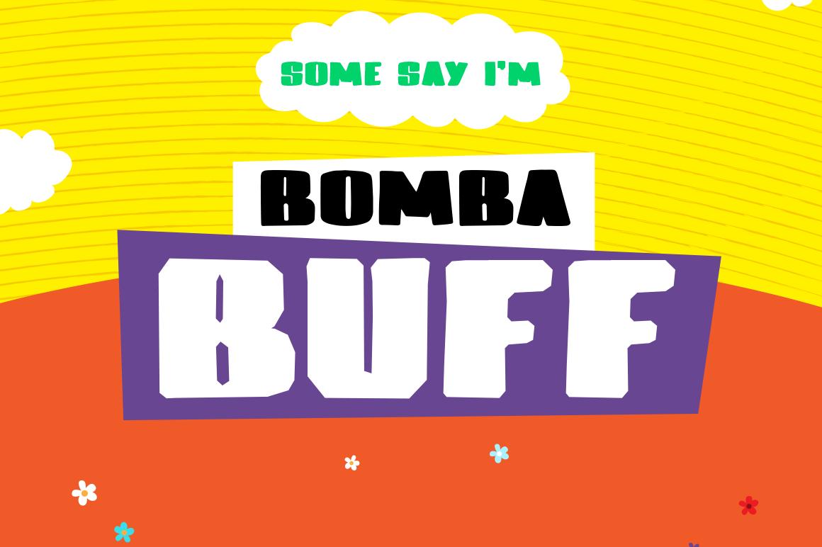 Bomba Stout example image 3