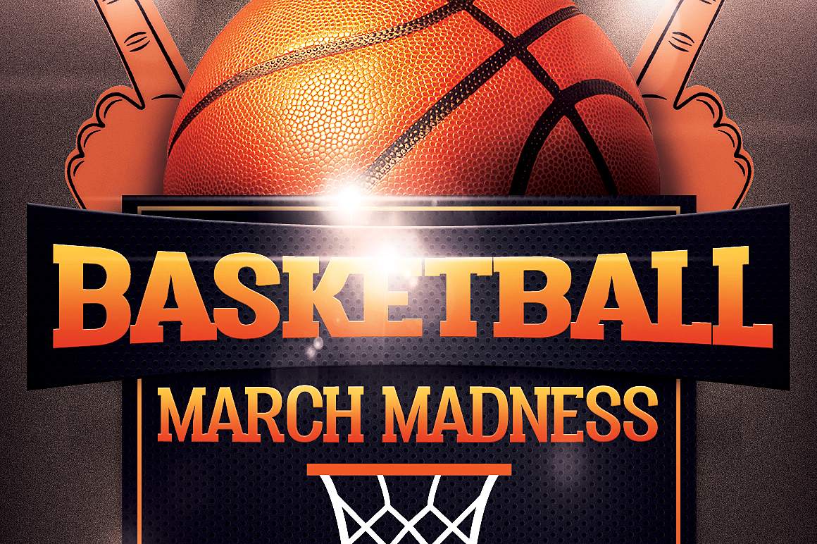 Basketball Flyer example image 2