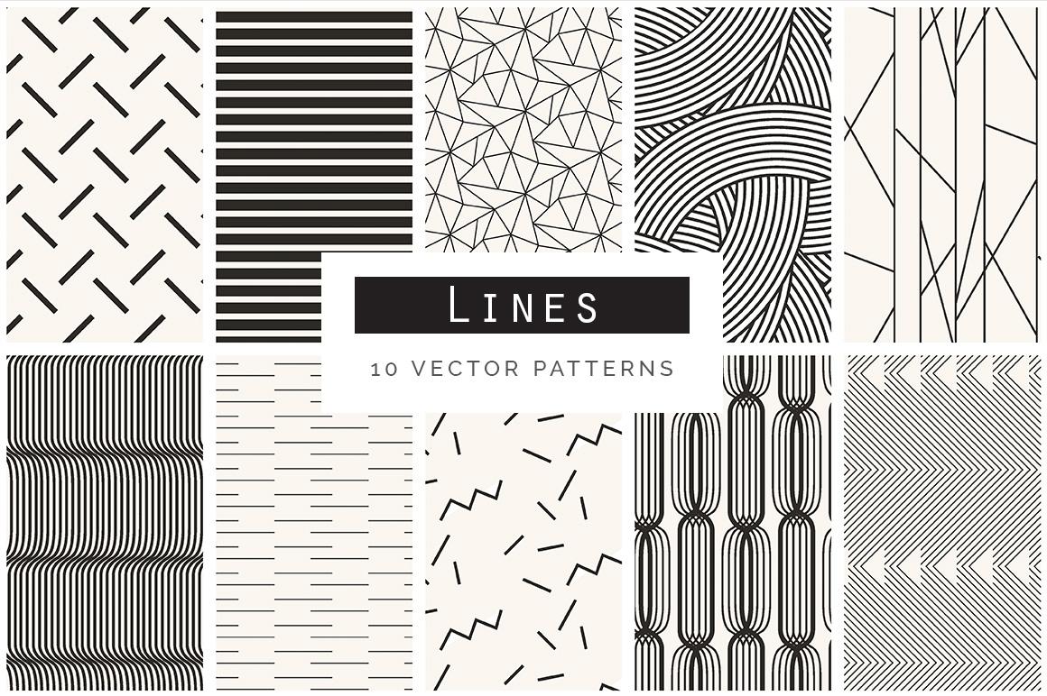Geometric Patterns Bundle - vol2 example image 2
